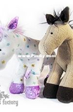 Funky Friends Factory Unicorn and Horsey