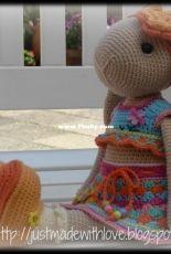 Aminettes World - Antoinette - Dress set for Willenein - Dutch - Free