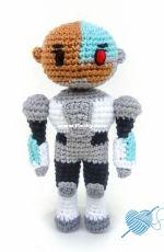 Eu quero croche - Adriana Gori - Cyborg - Portuguese