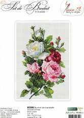 Luca-S B2285 Bouquet of Roses