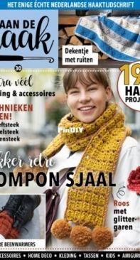 Aan de haak - Issue 30 - 2020 - Dutch