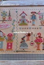 Cuore e Batticuore - Needlework Village