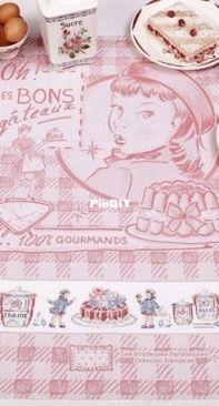 Les Brodeuses Parisiennes Les bons gâteaux