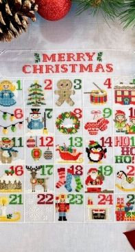 Tiny Modernist - Christmas Calendar