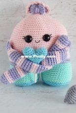 Yarn Society - Keke Grace - Molly The Monster