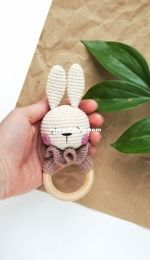 House Sleeping Toys - Maria Kostychenko - Bunny teeth cutter (ENGLISH)