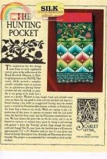 Hunting Pocket by The Scarlet Letter