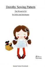 Dolls and Daydreams - Dorothy sewing pattern