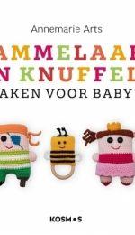 Kosmos - Rammelaars en knuffels - Haken voor babys - Rattles and Cuddly toys - Crochet for babys - Annemarie Arts - Dutch