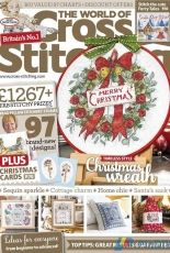 The World of Cross Stitching Issue 249 Christmas 2016