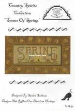 Homespun Elegance - Scenes of spring