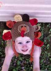RAKJpatterns - Kristi Simpson - Turkey Beanie - English