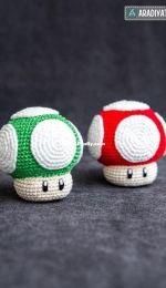 Aradiya Toys - Olka Novytska - 1Up Mushroom - Translated - Chinese - Free