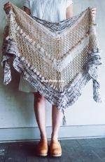 Ohra shawl - Caitlin Hunter (Boyland Knitworks)