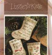 Lizzie Kate 168 - Flora McSample's 2014 Stockings