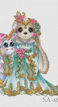 Bunny Lady  Svetlana Sichkar