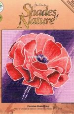 Heritage Stitchcraft JFPB830 Shades of Nature - Persian Buttercup by John Clayton