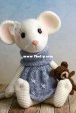 MyKrissieDolls - Kristel Droog  - Little Mouse Milla