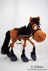 Ildikko - Ildiko Struning - Horace the Horse ENGLISH