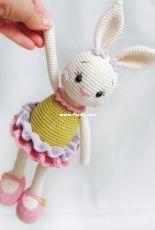 Tatyana / Tatiana Kostochenkova - Lilu The Bunny - Russian