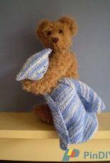 Cuddle Cloth by Frankie Brown/FrankiesKnittedStuff-FRee