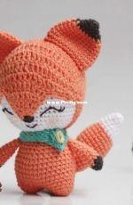 Aquariwool - Penny The Fox - Free
