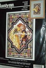Janlynn 125-215 The Kiss by Donna Vermillion Giampa PCS