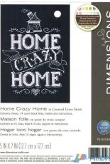 Dimensions  65149 Home Crazy Home