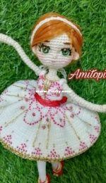 Amitopiaa - Marwa Elgendi - Ballerina doll body - Spanish