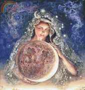 HAED HAEJW 6026 Moon Goddess by Josephine Wall