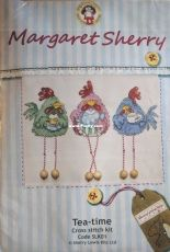 Sherry Lewis Kits SLK01 Tea Time by Margaret Sherry