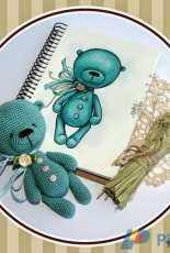 Magic Dolls - Mint Teddy Bear - Russian - Free