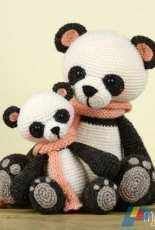MyKrissieDolls - Kristel Droog - My Little Panda Bear Mini - Dutch