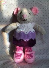 Little Cotton Rabbits-Mouse