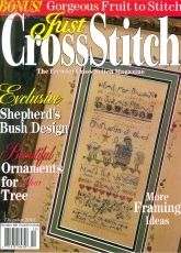 Just Cross Stitch JCS November - December 2001