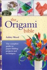 The Origami Bible by Ashley Wood