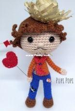 Pupi Popi - Giza Ferraz - Chico Popi - Portuguese
