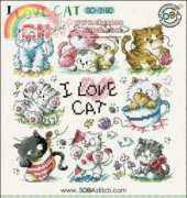 Soda SO-3180 - I Love Cat