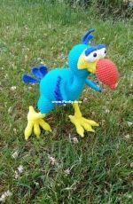 Ildikko pattern - Didi the Dodo