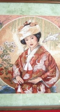 DIMENSIONS Japanese Maiden 35109