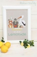 MADAME CHANTILLY summer iced limonade