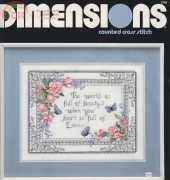 Dimensions 3704 Heart Full of Love