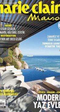 Marie Claire Maison - No 283 - Haziran 2021 - Turkish