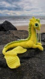 Crafty Intentions - Megan Lapp - Sea Dragon