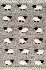 Oh My Sheep Blanket - Free