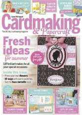Cardmaking & Papercraft-Issue 146-August-2015 /no ads
