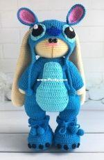 Knittoypatterns - Natalya Solovjeva - Natalia Solovieva - Stitch Outfit
