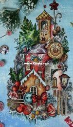 Christmas Fantasy by Nadezhda Grigoryeva in xsd