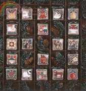 The Prairie Schooler #29 Christmas Miniatures