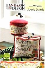 Hands on Design hd-161 - Where Liberty Dwells
